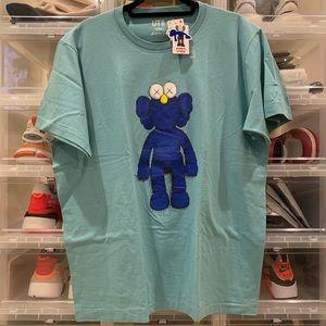 KAWS x UNIQLO Collaboration T-Shirt